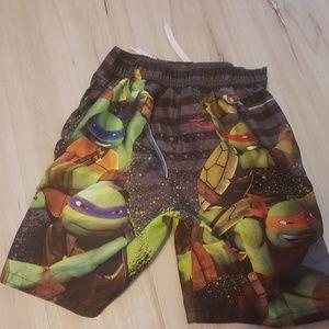 Other - Ninja Turtles Swimming Trunks